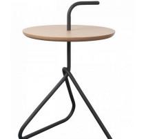 Table d'appoint Bambou avec poignée, Zuiver