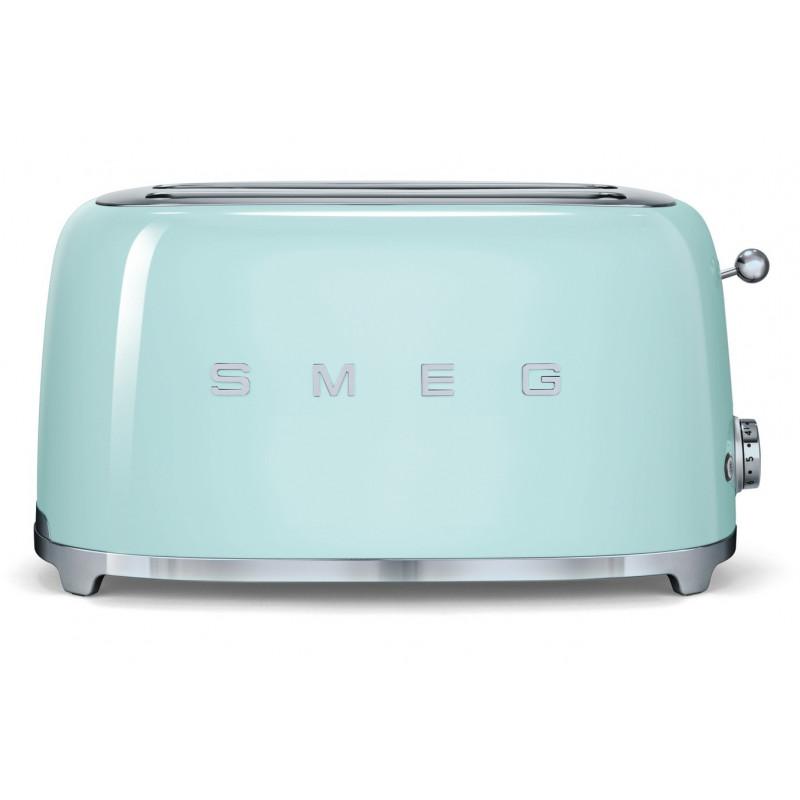 Acheter un grille pain 4 tranches Années 50 vert de SMEG