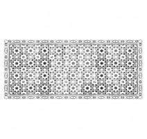 Tapis Arabesque gris, Mosaiko