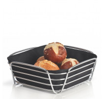 Corbeille à pain noire Delara, Blomus