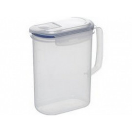 Pot conservateur gradué 1,5 l Clip & Close