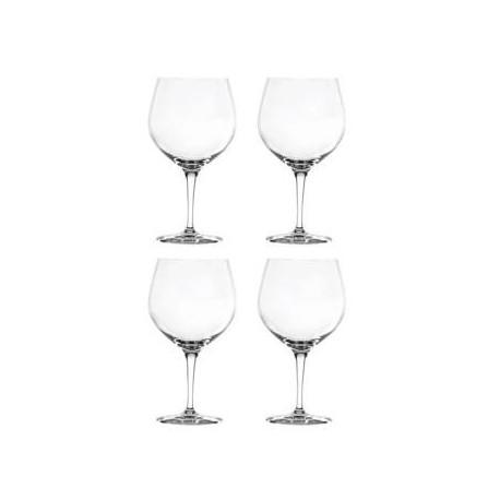 acheter un coffret de 4 verres gin tonic 63 cl de spegelau. Black Bedroom Furniture Sets. Home Design Ideas