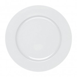 Assiette plate Eclipse, Guy Degrenne