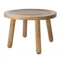 Table d'appoint Dendron Mango, Zuiver