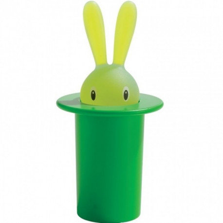 Porte cure dent magic bunny vert alessi