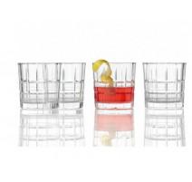 Set de 4 verres à whisky Spirit, Léonardo