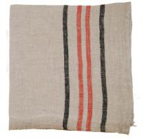 Serviette Piana Pêche, Harmony Textile