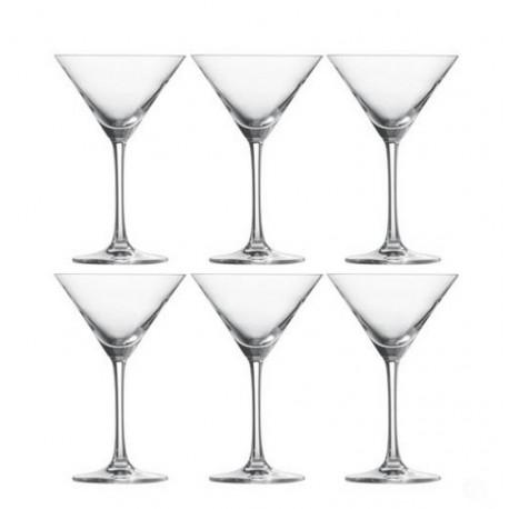Coffret 6 verres à martini Special Bar, Schott Zwiesel