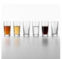 Coffret de 6 verres spécial shooter 55 ml, Spiegelau