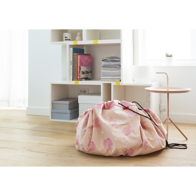 achat vente sac jouets play and go sac de rangement pour enfant. Black Bedroom Furniture Sets. Home Design Ideas