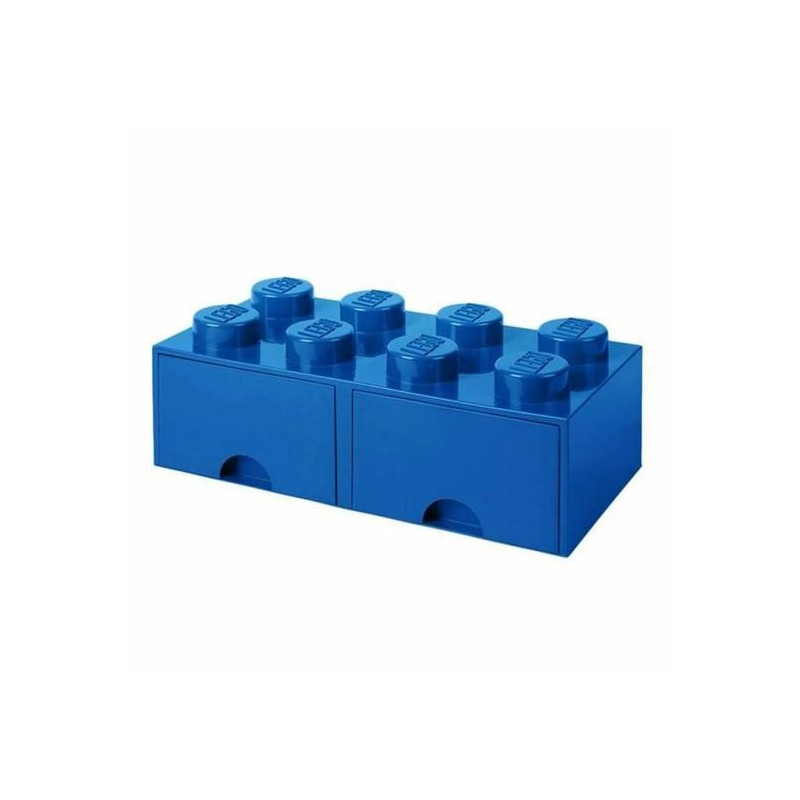 Achat vente brique de rangement lego tiroir 8 plots - Brique rangement lego ...