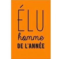 """Magnet """" Elu Homme de l'année """", Derrière la Porte"""