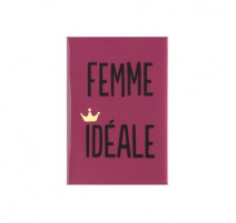 """Magnet """"Femme idéale"""", Derrière la Porte"""