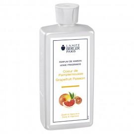 Parfum Coeur de pamplemousse 500 ml, Lampe Berger