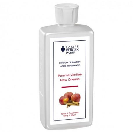 Parfum Pomme vanillée 500ml, Lampe Berger
