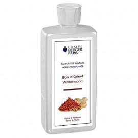 Parfum Bois d'orient 500 ml, Lampe Berger