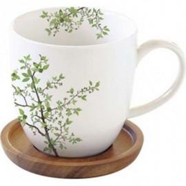 Mug 35 cl Natura, Easy Life