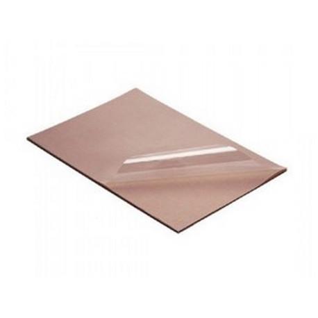 Lot de 5 feuilles de glaçage  pour chocolat, De Buyer