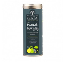 Thé bio Finest earl grey, Les jardins de Gaïa