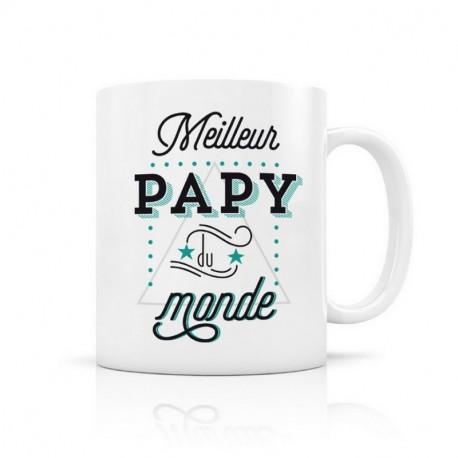 Mug Meilleur Papy du monde, Créa Bisontine