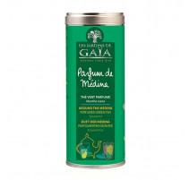 Thé vert bio Parfum de Médina, Les jardins de Gaïa