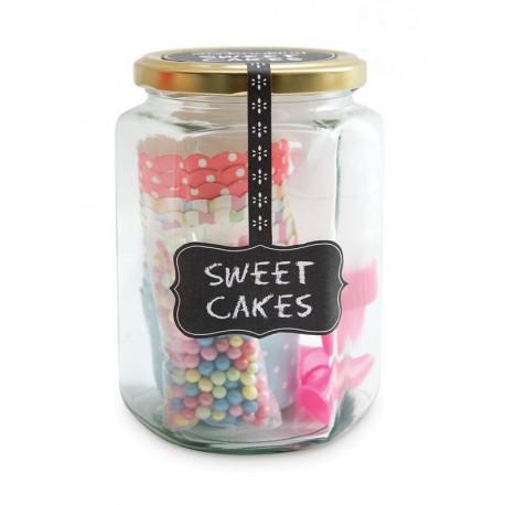 Bocal Sweet Cupcakes, ScrapCooking