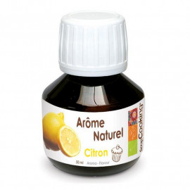 Scrapcooking Arôme Naturel Citron