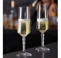 Coffret 6 flûtes à champagne Spiritii, Léonardo