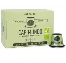 Capsules de café Copaiba bio, Cap'Mundo