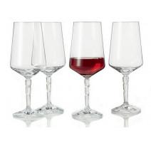 Coffret 6 Verres à vin rouge Spiritii, Léonardo