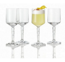 Coffret de 6 Verres à cocktail Spirit, Léonardo