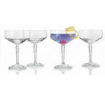 Coupe à champagne Spirit, Léonardo