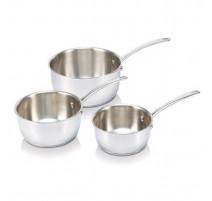 Série de 3 casseroles Belvia, Beka