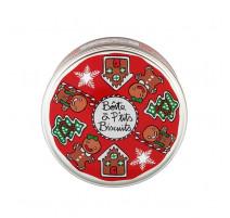 Boîte à Biscuits Noël, Derrière la porte