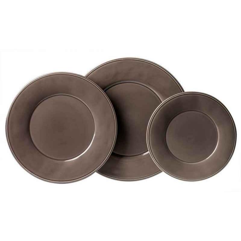 acheter assiettes faience vaisselle constance poivre c t table