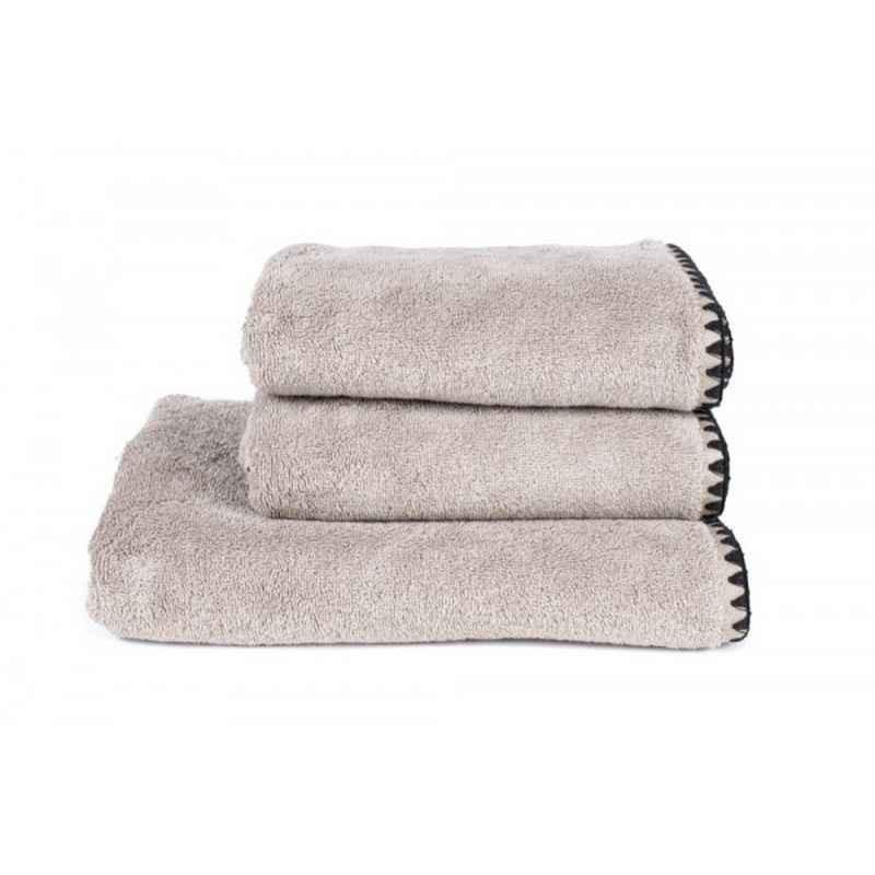 acheter linge de toilette issey lin harmony textile. Black Bedroom Furniture Sets. Home Design Ideas