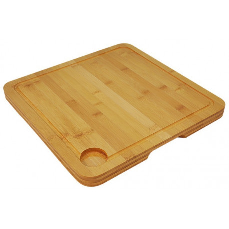 achat vente planche d couper planche d couper bambou ustensile bambou point virgule. Black Bedroom Furniture Sets. Home Design Ideas