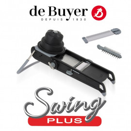 Mandoline Swing Plus, De Buyer