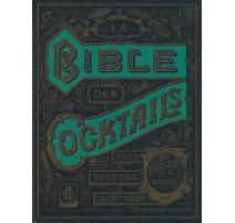 La Bible des Cocktails, 3000 recettes illustrées, Marabout