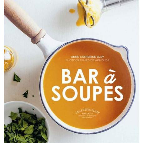Livre Bar à soupes, Marabout