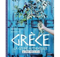 Grèce, la cuisine authentique, Hachette