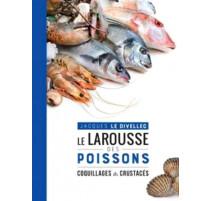 Le Larousse des poissons, coquillages et crustacés, Larousse