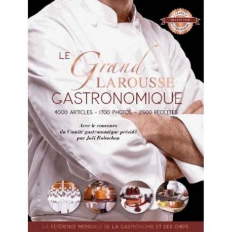 Acheter le grand larousse gastronomique larousse - Larousse de la cuisine ...
