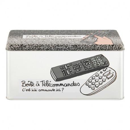 Boîte à télécommandes Kiki, Derrière la porte