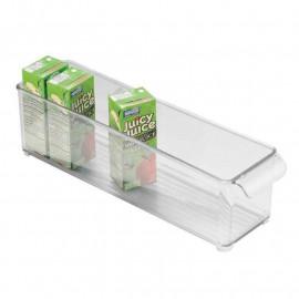 Bac de rangement à poignée pour réfrigérateur, Interdesign