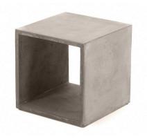 Cube béton style industriel, Zago