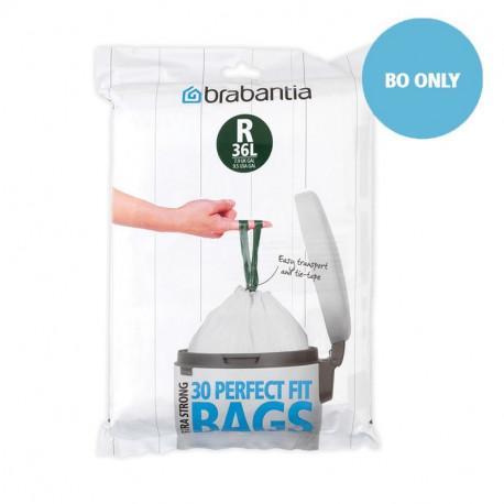 Sacs poubelle PerfectFit 36L R, Brabantia