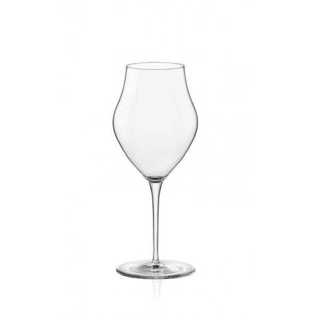 Coffret 6 verres à vin medium Arte,Bormioli Rocco