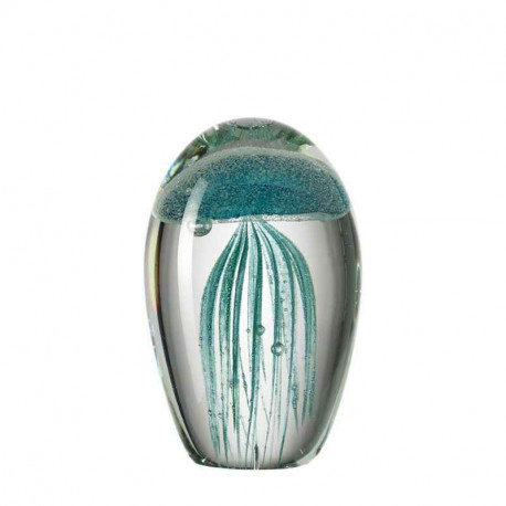 Méduse Sulfure en verre, Léonardo