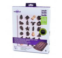 Moule chocolats de fêtes, Mastrad